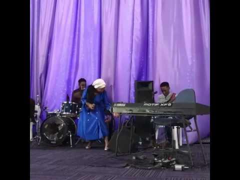 Mrs Winnie Mashaba & Bass