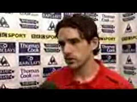 Owen Hargreaves Interview 19/08/2007
