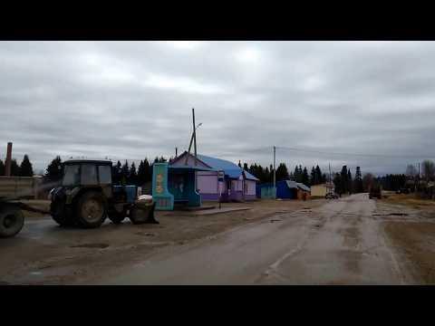 Красновишерск - Верх.Язьва 15 мая 2018