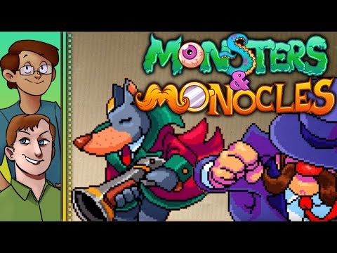 Let's Try Monsters and Monocles - Baron von Dogface