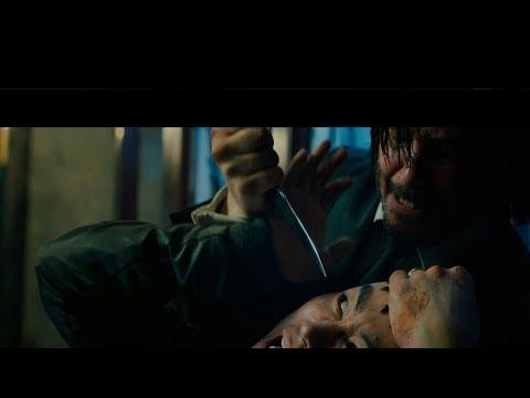 «Джон Уик 3» Мастерство обращения с холодным оружием (2019)
