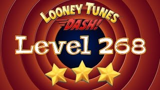 looney Tunes Dash Level 268 / Looney Tunes Hetzjagd Level 268