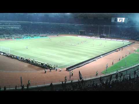 Indonesian all star vs juventus ( 6 agustus 2014 )
