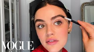 Lucy Hale's 25-Step Guide to Everyday Makeup | Beauty Secrets