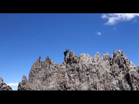 Death March on Knife-Edge Ridge Traverse | The Sufferfest with Alex Honnold and Cedar Wright, Ep. 4