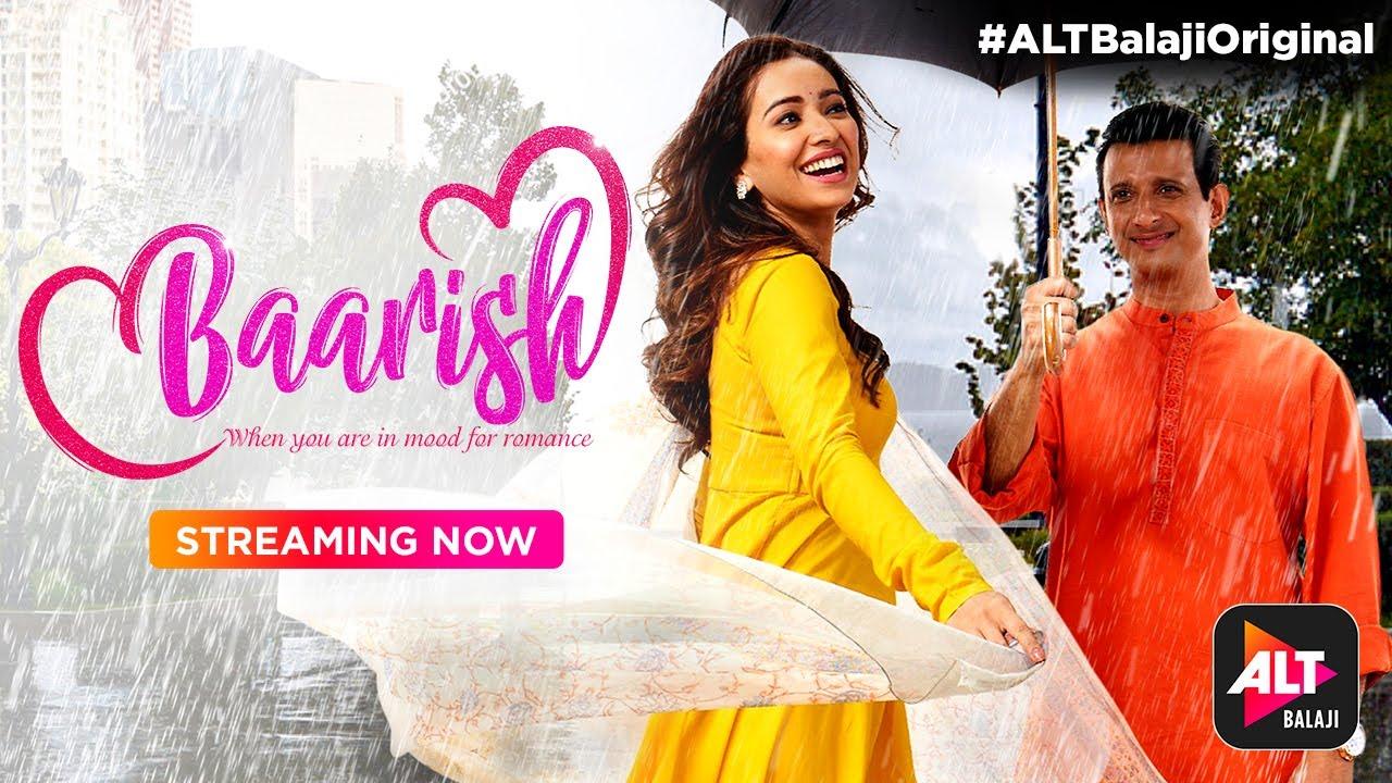 ALT Balaji Web Series : Baarish Web Series Download and