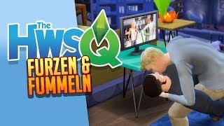 SIMS 4: HWSQ 💛 017: Furzen & Fummeln