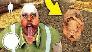 НОВЫЙ ПИТОМЕЦ ХРЮШКА МЯСНИКА КАК ГРЕННИ! - Mr.Meat Psychopath Hunt