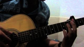 Hoang Mang Guitar Solo By Toan Doan