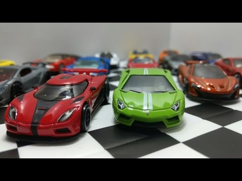Crazy Hot Wheels Supercars Youtube
