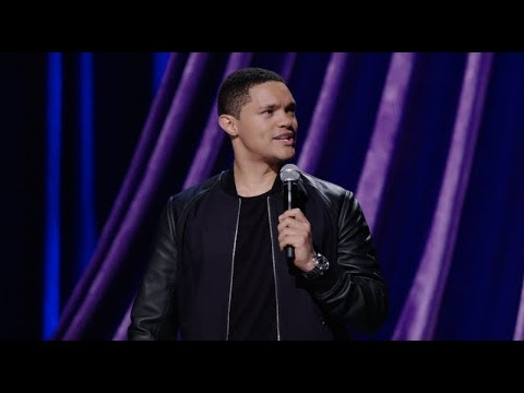 Download Trevor Noah on including President Donald Trump in his comedy routine