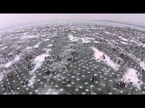 Largest ice fishing tournament in the world on gull lake for Ice fishing tournaments mn