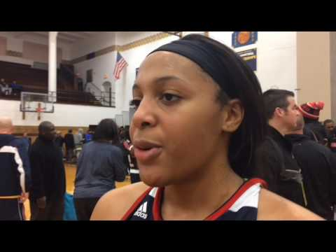 Southfield A&T girls basketball beat top-ranked Detroit Martin Luther King, 55-51