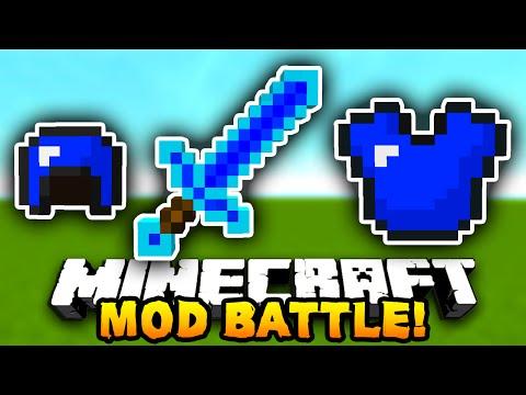 Minecraft 1v1v1v1 LAPIS MOD BATTLE! (Minecraft Lapis Mod) w/ PrestonPlayz & Friends!