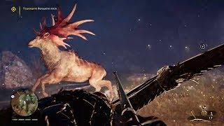 Прохождение Far Cry Primal #8 Убиваем большого лося и делаем длинный лук