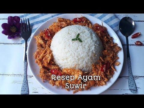 resep-masak-ayam-suwir- -memasak-olahan-ayam