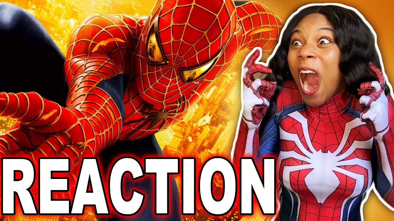 Download SPIDER-MAN 2 (2004) FIRST TIME WATCHING | MOVIE REACTION