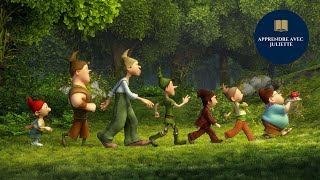 Dessins Animés en Français | Films d'Animation | Film Pour Enfants | Les Sept Nains