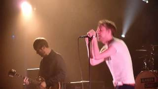 Kaiser Chiefs - The Factory Gates -- Live At Botanique Brussel 23-04-2014