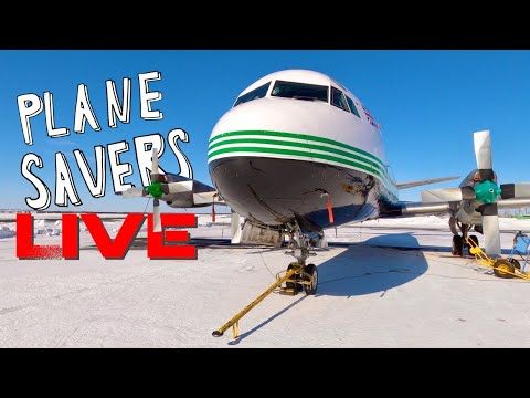 Plane Savers Live! UPDATE from YouTube · Duration:  1 hour 1 minutes 57 seconds
