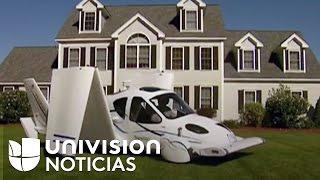 La fantasía del auto volador está cerca de convertirse en realidad