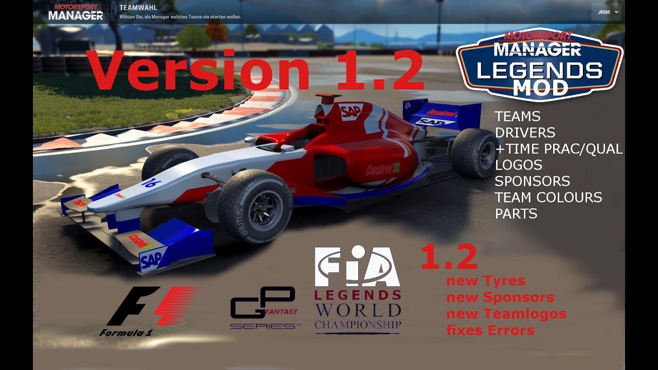motorsport manager 2 mod apk download