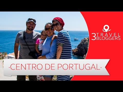 Viaje a Portugal Centro - 3 Travel Bloggers (JL Pastor, Marcela Mariscal, Gaía Passarelli)