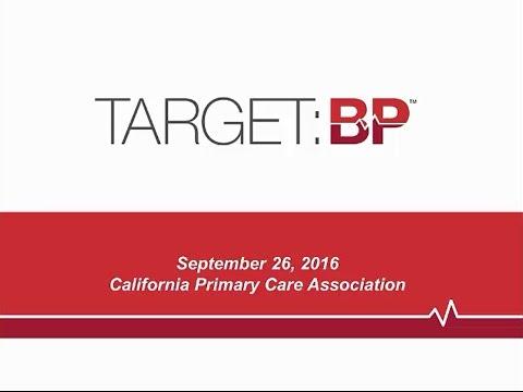 AHA Target:BP Initiative Webcast