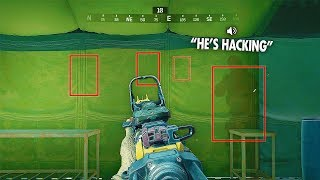 Wall Hacking in Blackout... (Blackout WTF & Funny Moments #168)