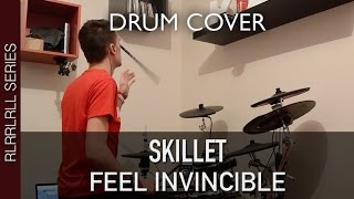 Skillet - Feel Invincible | Quentin Brodier (Drum Cover)