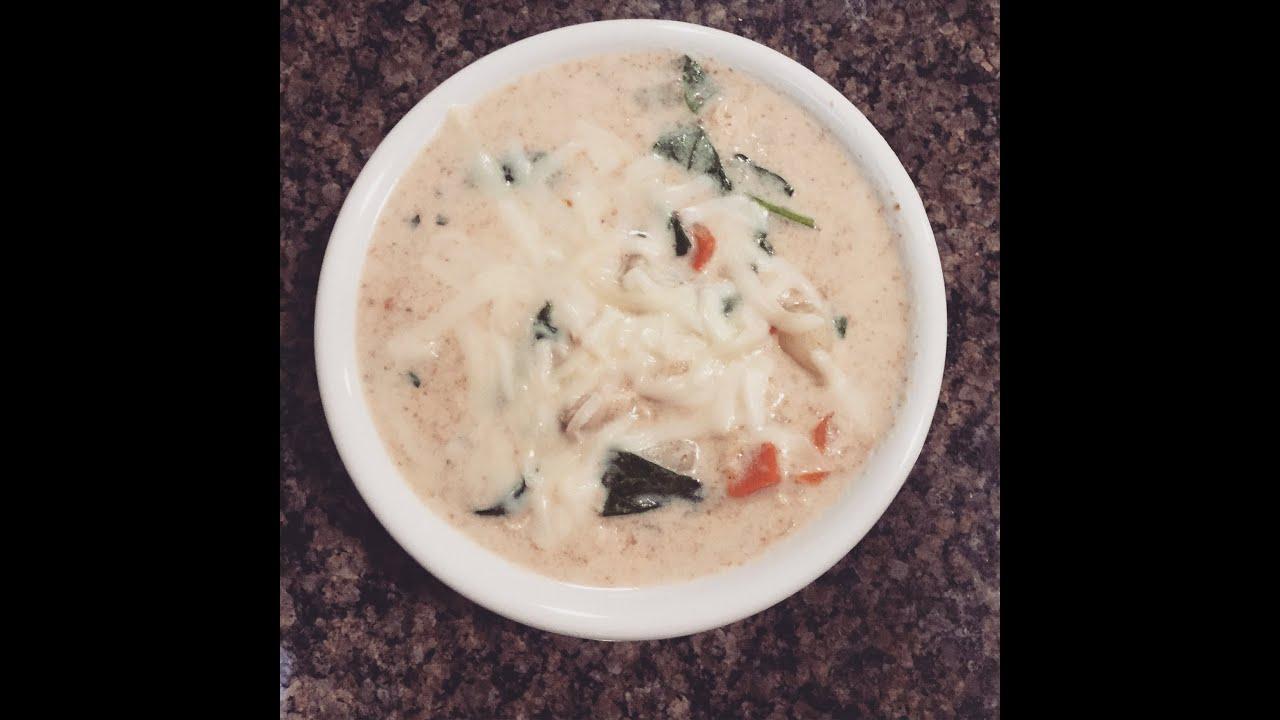 Recipe Olive Garden 39 S Chicken Gnocchi Youtube