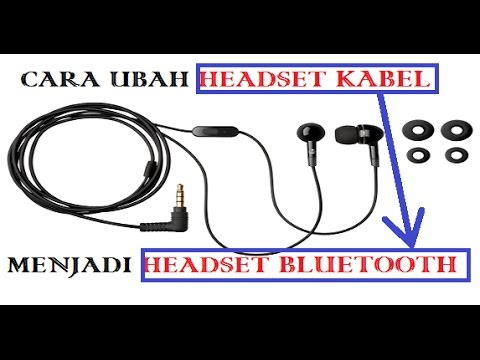 BLUETOOTH HEADSET MIT KABEL