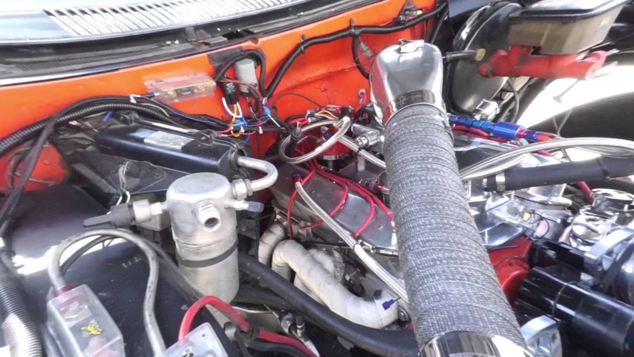Overview and Drive of the Fitech Go Efi on my 1987 Chevrolet C10