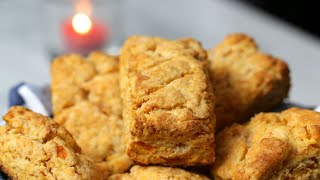 Sweet Potato Biscuits With Honey Butter •Tasty