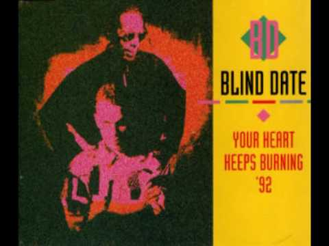 your heart keeps burning: