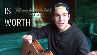 Does ROCKSMITH actually Work?