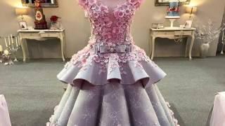 * Изысканность и... вкус. Платье-торт художника-кондитера Emma Jayne