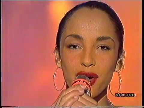 SADE   Nothing Can Come Between Us  FANTASTICO  Italy 1988