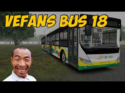 OMSI 2 VeFans Bus 18