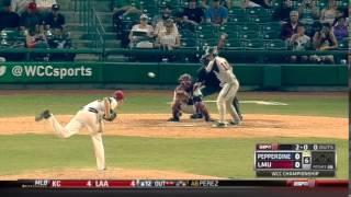Pepperdine Baseball Hype Video 2014