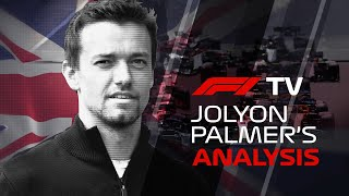 Jolyon Palmer's Analysis | Tyre Drama At Silverstone | 2020 British Grand Prix