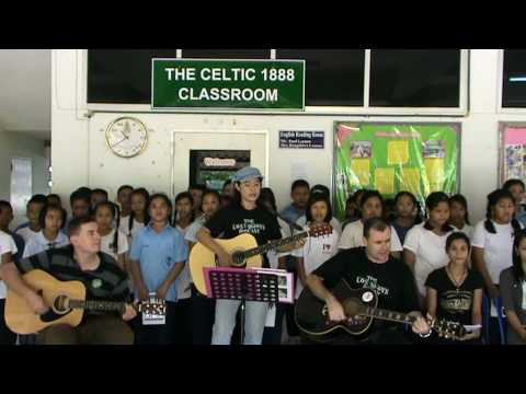 Willie Maley by Good Child Foundation kids.
