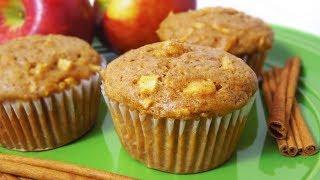 Apple Muffins - Video Recipe