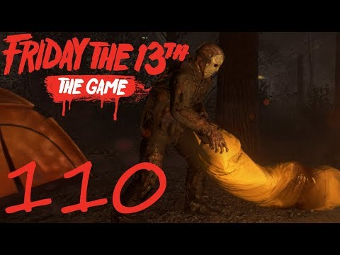 [110] Getting Cozy By The Fire! (Friday The 13th The Game)
