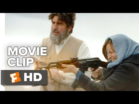 Whiskey Tango Foxtrot Movie CLIP - Getting to Know You (2016) - Tina Fey, Alfred Molina Movie HD
