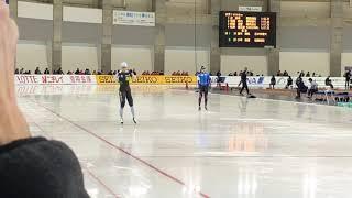 全日本SSスケート2日目 1000m 高木美帆(内)vs小平奈緒(外) 高木美帆 検索動画 22