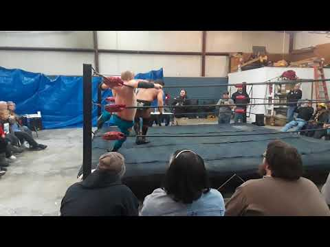 MPW - Eric Wayne vs Dustin Anthony