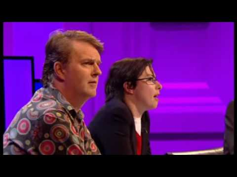 Just a Minute: Episode 3 (28th March 2012)