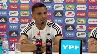 Mundial Rusia: el jueves la Selección enfrenta a Croacia.