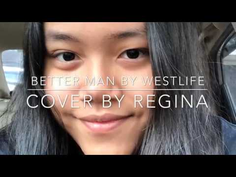 Better Man-Westlife (cover By Regina Brigita)
